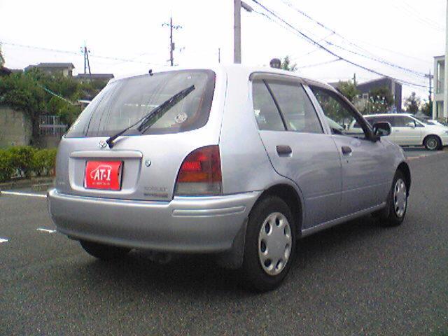 トヨタ・スターレットの画像 p1_18
